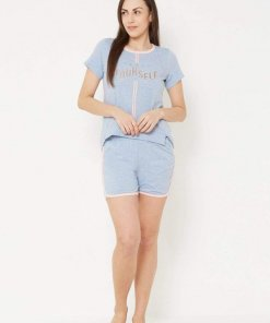 Sweet Dreams Be Yourself Shorts Set