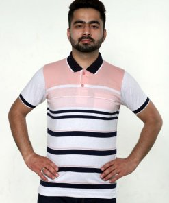 Pink Coloured T Shirt by Deerdo