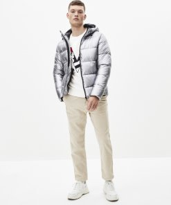 Silver Coloured Jacket by Celio