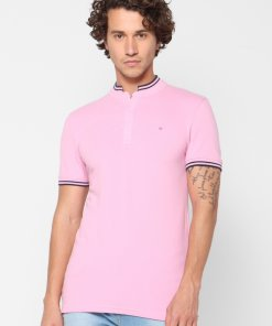 Pink Coloured T Shirt by Celio