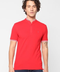 Red Coloured T Shirt by Celio