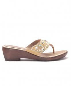 Delco Stunning T-Strapped chappals