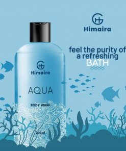 Blue Coloured Body Wash by Himaira