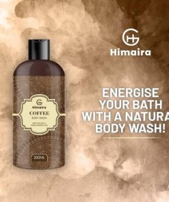 Brown Coloured Body Wash by Himaira